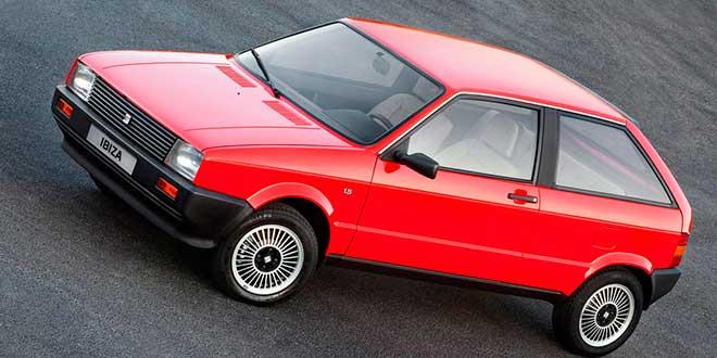 Seat Ibiza (1984-actualidad)