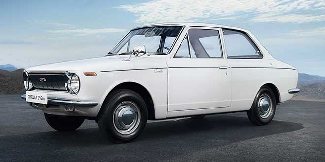 Los coches más vendidos de las grandes marcas en la historia