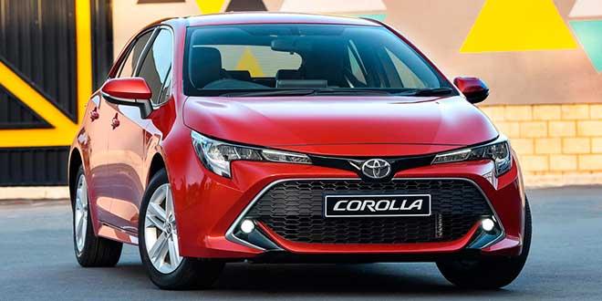 Toyota Corolla (1966-actualidad)