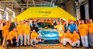 Volkswagen termina con 81 años de historia del Beetle