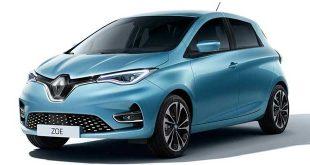 Renault renueva su eléctrico Zoe aumentando su autonomía hasta los 390 km