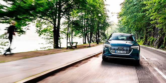 Audi reducirá sus emisiones de CO2 en un 30% antes de 2025