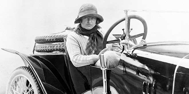 Tres mujeres que han hecho historia en el mundo del automóvil