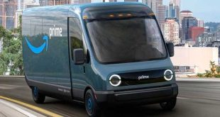 Amazon moderniza su flota de furgonetas con 100.000 unidades eléctricas