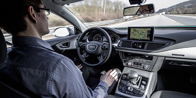 Un estudio de Audi analiza los tipos de usuarios de coches autónomos