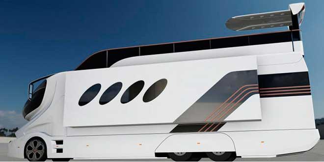 Cinco caravanas con las que viajar con la casa a cuestas