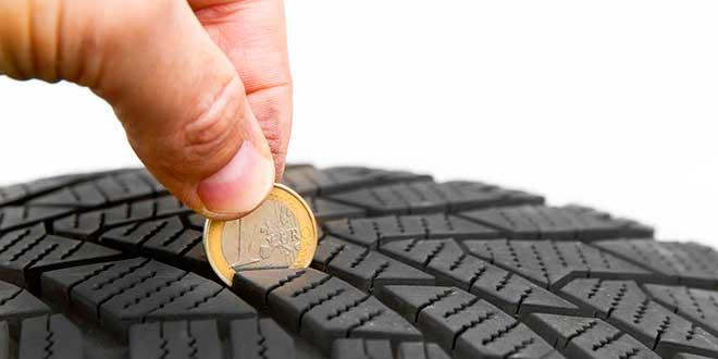 ¿Cuándo es necesario cambiar los neumáticos del coche?