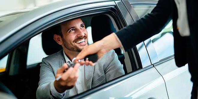 Uno de cada cinco coches nuevos matriculados, en renting