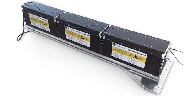 Homologación baterías eléctricas