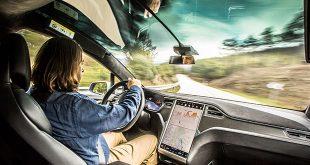 Tesla patenta un novedoso sistema de limpiaparabrisas