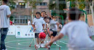 FCA acerca el deporte adaptado y la movilidad a los colegios con Autonomy