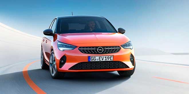 Opel lanzará 8 modelos electrificados antes de 2021