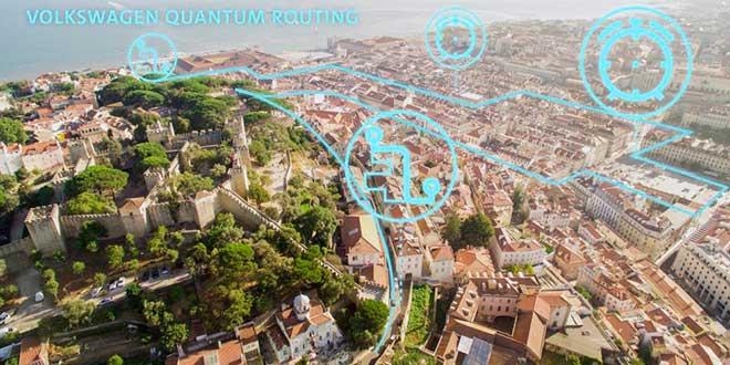 Volkswagen lanza un proyecto piloto con ordenadores cuánticos para regular el tráfico
