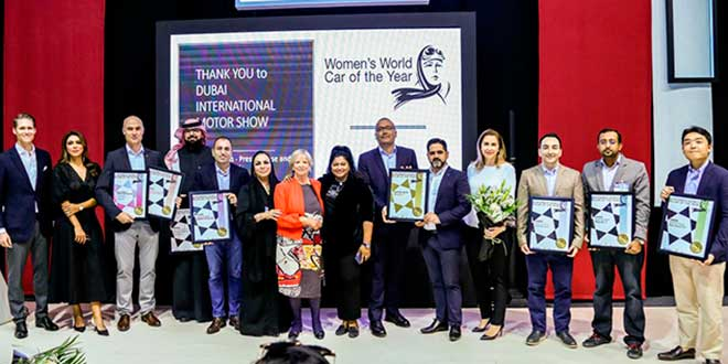 El Mazda3 consigue el Women's World Car of the Year 2019
