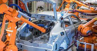 Audi implementa un nuevo proceso para pintar sus coches