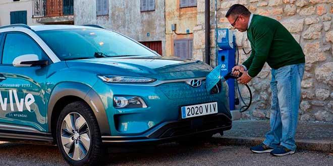 Hyundai crea VIVe, el primer carsharing rural 100% eléctrico