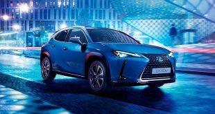 Lexus presenta el UX300e, su primer coche 100% eléctrico