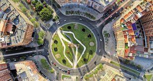Cuál es la forma adecuada de circular en las rotondas