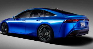 Toyota renueva el Mirai, su primer modelo de pila de combustible