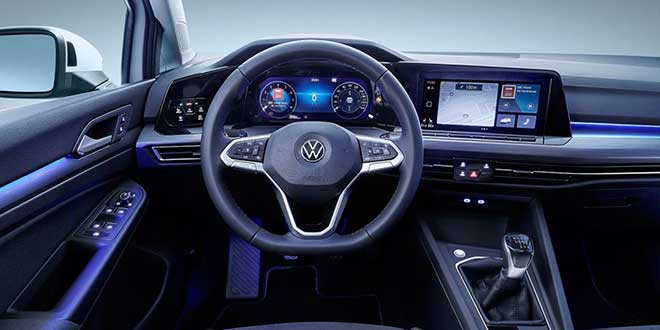 Interior Volkswagen Golf