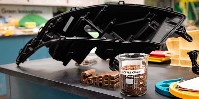 Ford y McDonalds reciclarán granos de café para crear componentes del automóvil