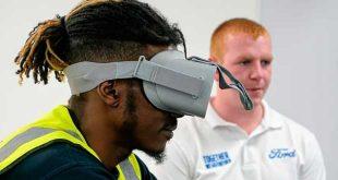 Ford usa la realidad virtual para aumentar la empatía hacia los ciclistas
