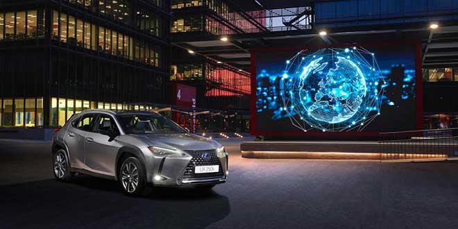 """Lexus y Vodafone se asocian para llevar el """"internet de las cosas"""" al coche"""