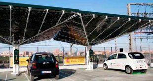ADIF aprovechará la frenada de los trenes para cargar coches eléctricos