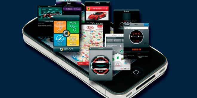 """Las mejores """"apps"""" para controlar el coche"""
