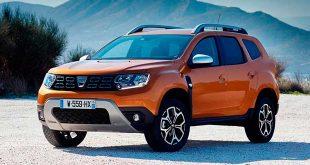 Tres clones del Dacia Duster con otras marcas