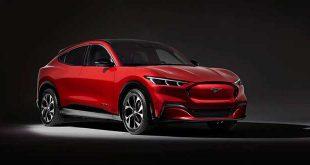 Ford relanza su Mustang con carrocería SUV y eléctrico