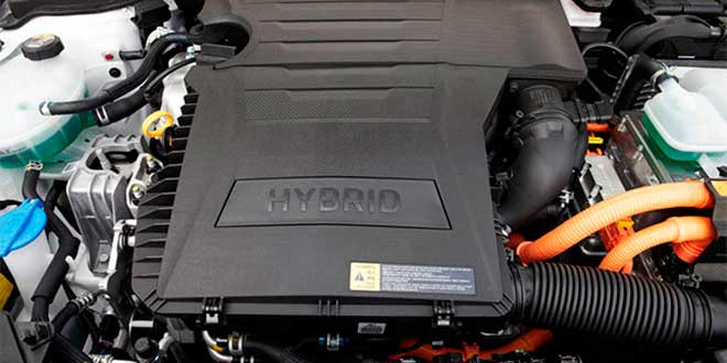 Motores híbridos