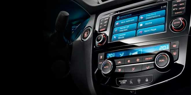Nissan Connect EV apps
