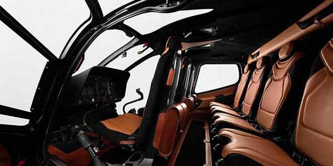 Aston Martin lanzará su propio helicóptero