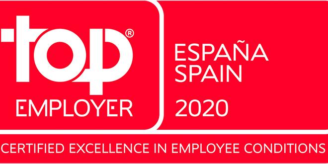 Top Employer 2020 en España