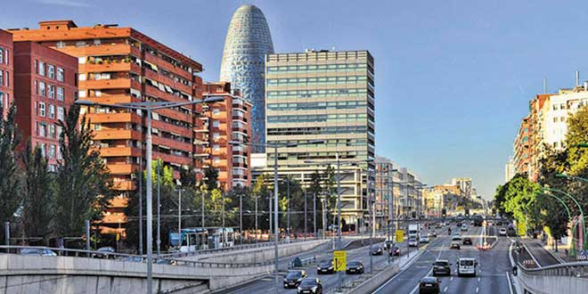 Así son las nuevas restricciones al tráfico en Barcelona con la nueva ZBE