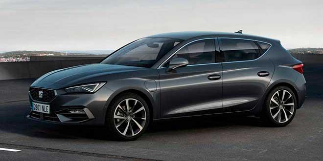 SEAT presenta el nuevo León, que estrena mecánica híbrida enchufable