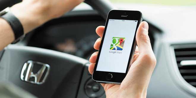 Cómo sacar un mayor partido a Google Maps en el coche
