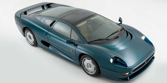 Jaguar XJ 200