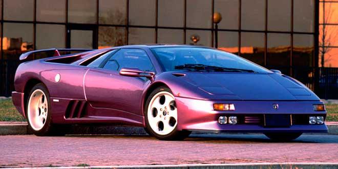 Lamborghini Diablo deportivos