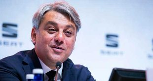 Luca de Meo anuncia que deja la presidencia de SEAT