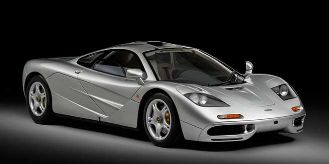McLaren F1 deportivos