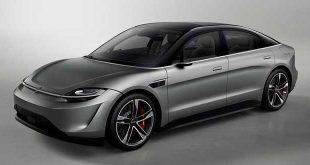 Sony se adentra en el mercado del automóvil con su primer eléctrico