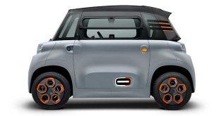 Citroën apuesta por la movilidad eléctrica accesible con el AMI