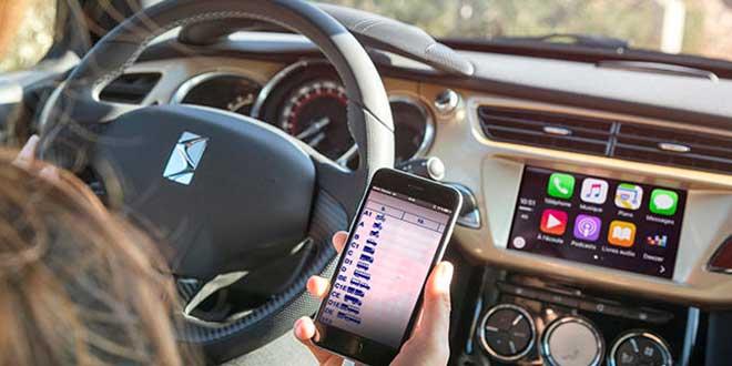 La DGT prepara una app para llevar el carnet en el móvil