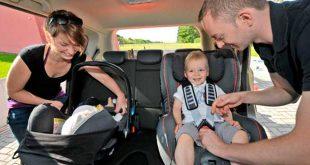Todas las claves acerca de las sillitas infantiles para coche