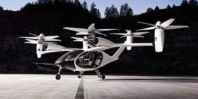 Toyota apuesta por la movilidad aérea para una mayor eficiencia