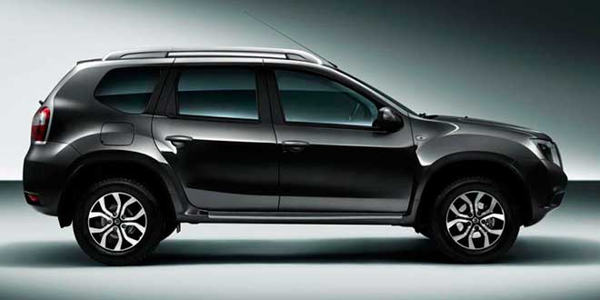 SUV low-cost Nissan Terrano