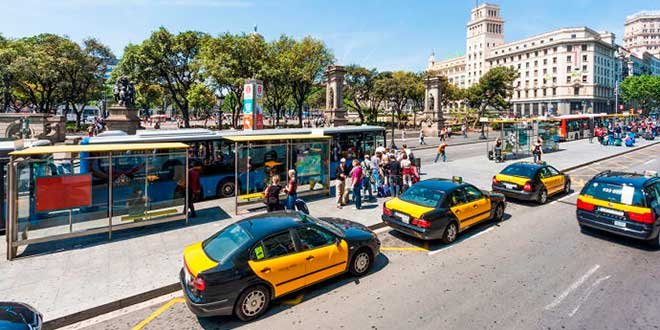 ¿Cuál es la ciudad europea con menos espera en el transporte público?
