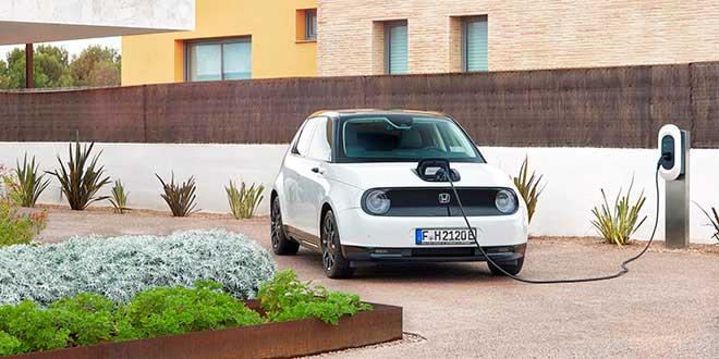 Honda presenta en España el e, su nuevo urbano eléctrico